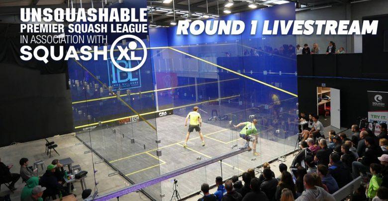 Unsquashable Premier Squash league