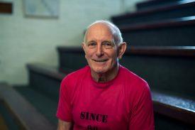 CitySquash Coach Bryan Patterson