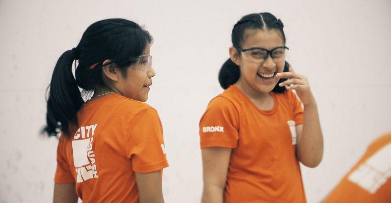CitySquash Children Laughing