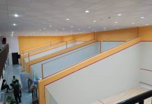 The new Persian Gulf Squash Centre