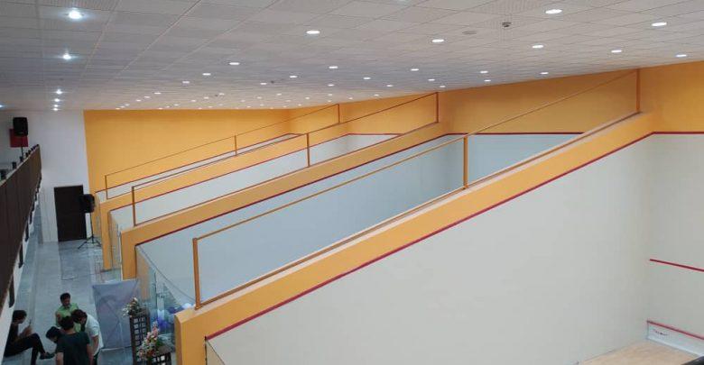 The new Persian Gulf Squash Centre