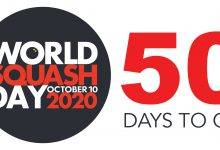50 Days to Go Until World Squash Day