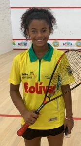 Dailyn from Squash Urbano has become the second student from the programme to be sent to a US boarding school