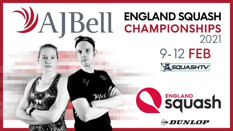 AJ Bell England Squash Championship