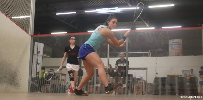 Camille Serme takes on Lilou Brevar