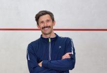 SquashSkills Founder Jethro Binns