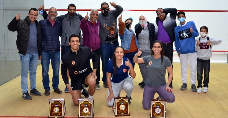 All pictures courtesy of www.pharaohsquash.net