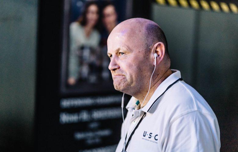 WSO Director Roy Gingell