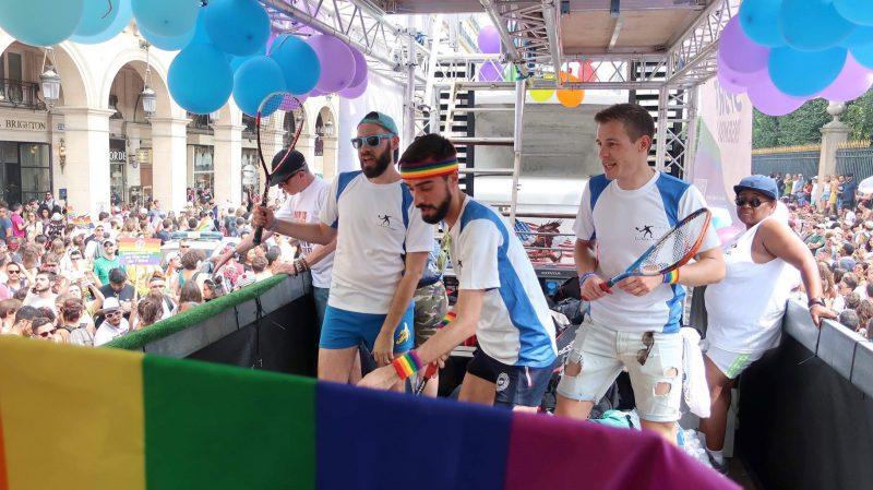 Squash at the 2018 Gay Games