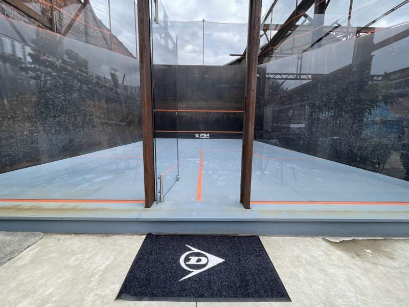 Top Squash Stars Take to Outdoor Courts to Promote World Squash Day